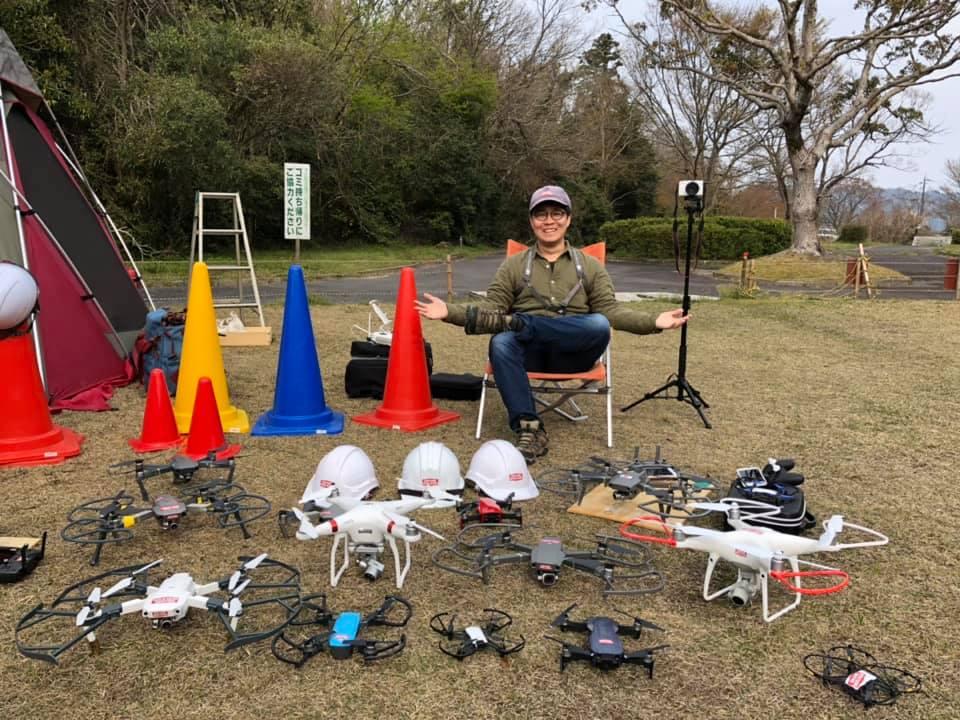 ドローン初心者脱却には10時間以上操縦訓練をしましょう!