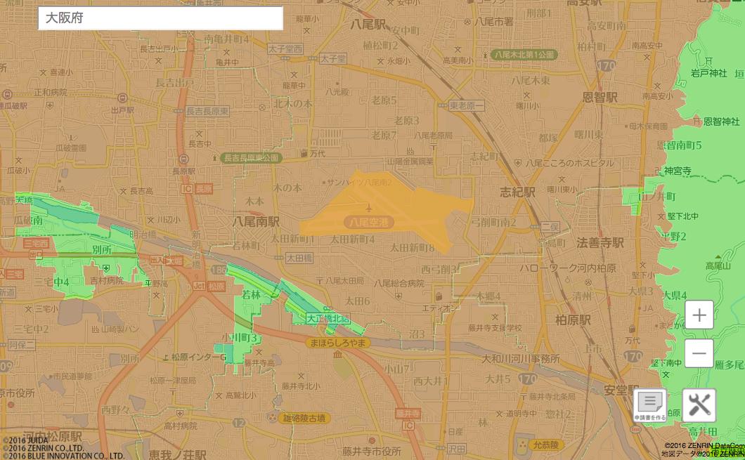 ドローン規制が厳しすぎる大阪府|飛行可能な場所をなんとか探してみた。