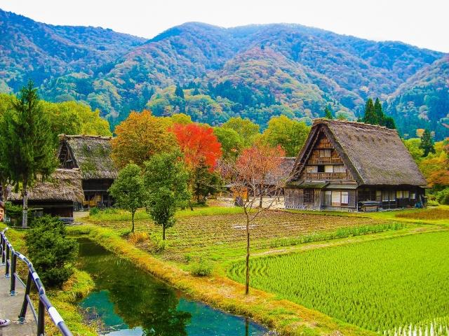 大自然に包まれろ!岐阜県はドローンの世界遺産|空撮動画をまとめてみました。