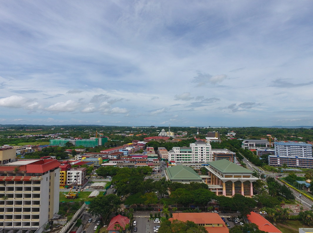 謎の金融島・ラブアン島へ行ってドローン空撮してきた。【 マレーシア空中散歩3回】