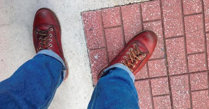 まさに一生物!履けば履くほど味が出る!10年物のレッドウイングアイリッシュセッターをご紹介。