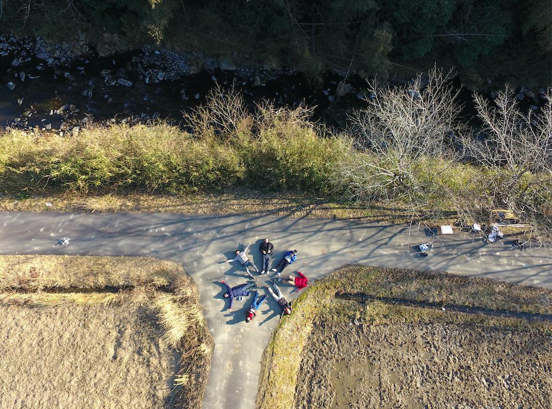 【東海空中散歩in岐阜】ドローンの飛行会を実施しました。