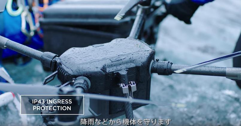 【MATRICE 200】凡庸性の高い産業用ドローン!飛行時間38分・防水・カメラ2台・寒冷地対応脅威のスペックに迫る!