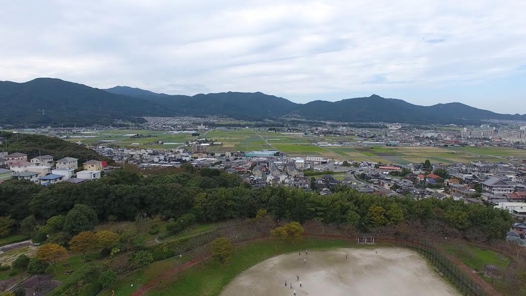 福岡都心部から車で60分!おすすめの空撮ポイント紹介を紹介する【福岡空中散歩】