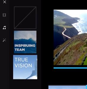 DJI GO 4アプリ ビデオエディター|映像の編集方法を解説