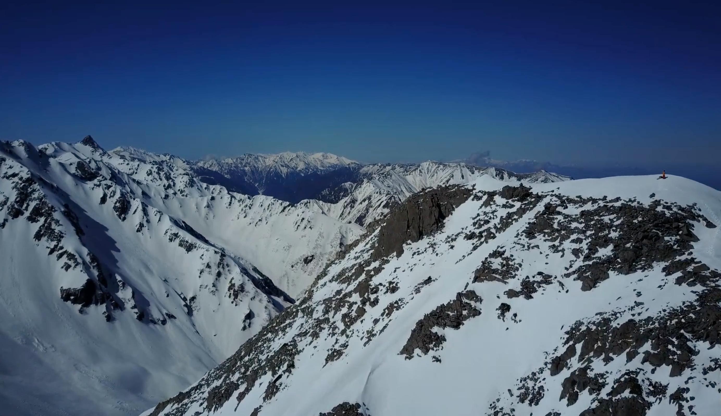 アルプス空撮|穂高岳をMavic PROでドローン空撮した動画集