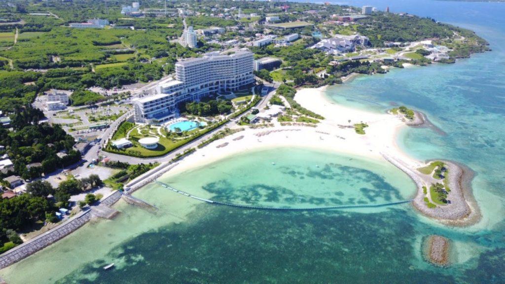 沖縄ドローン空撮|絶景と出会う旅沖縄の絶景空撮写真