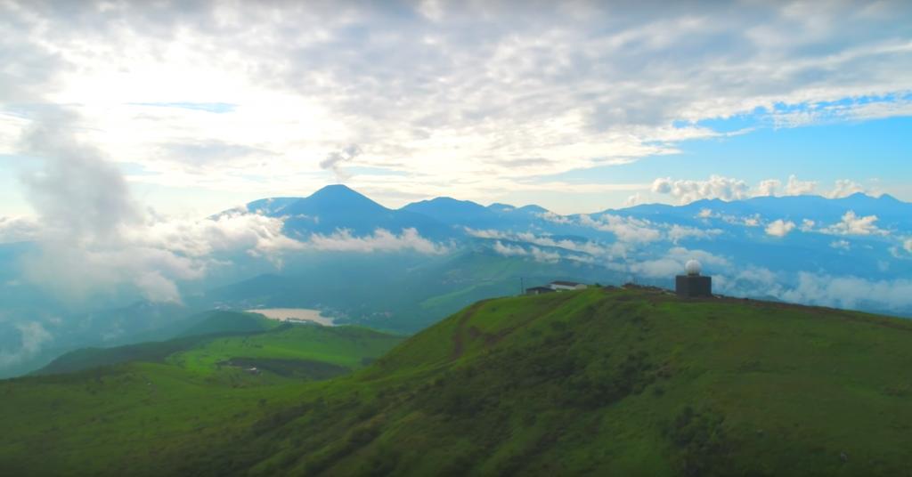 長野ドローン空撮|まるで天国!霧ヶ峰高原&ビーナスラインの絶景に出会う旅