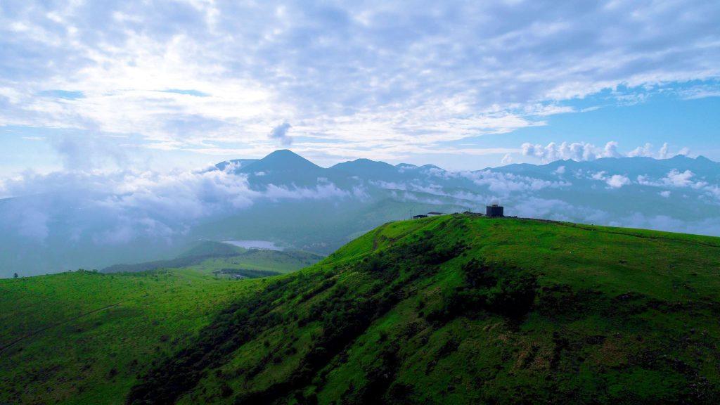 長野ドローン空撮の旅|まるで天国!霧ヶ峰高原&ビーナスライン