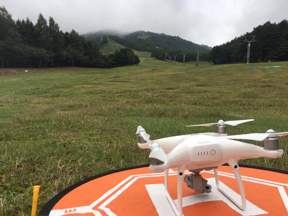 高橋尚子さんもゲスト出演したスマイルランの空撮をしました|瀬戸内DRONE WALKER