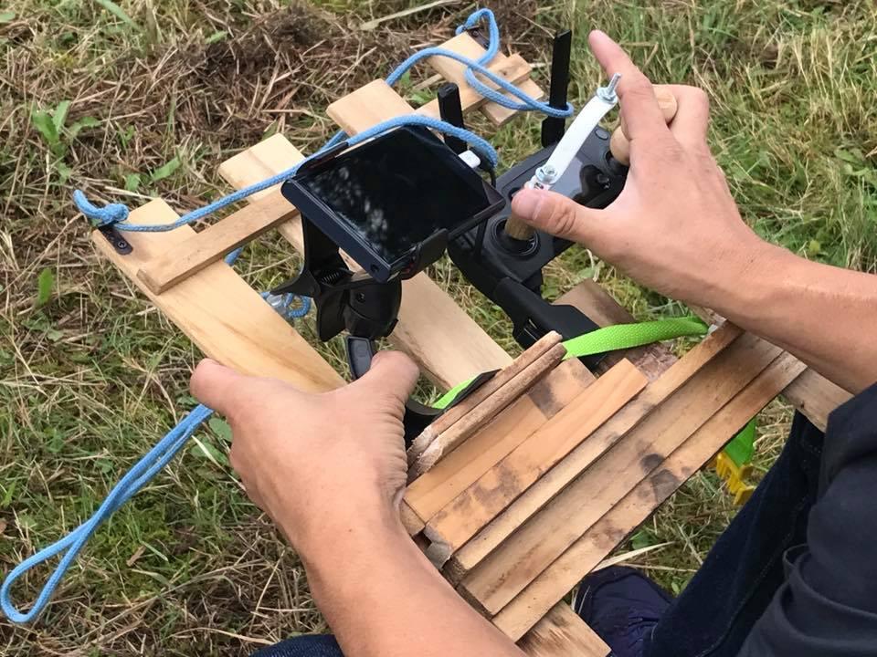 瀬戸内DRONE WALKERでユニバーサルドローン本格始動「障がいがあってもドローンを操りたい」