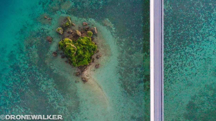 ドローン空撮写真上達のコツ3|美しい俯瞰構図を見つけよう