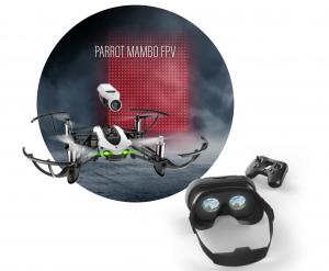 買って損なし!parrot Mambo FPVでドローンレースパイロットの入門をしよう!