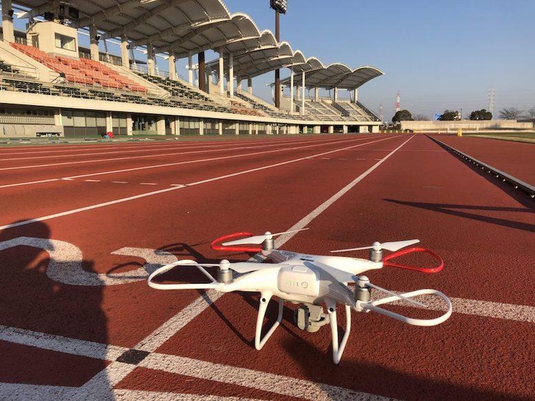 ドローンを『イベント』上空で飛行させる『規制』と必要な安全対策