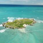 ハワイのおすすめ空撮スポット④|カイルアビーチ