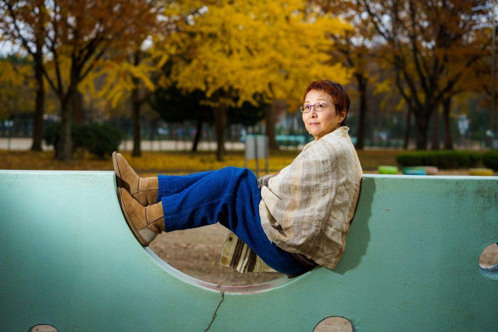 SONYα7Ⅱでポートレートモデル④|小川真喜子さん
