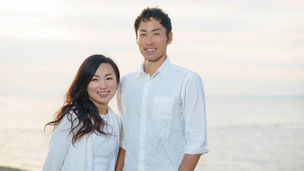 ポートレートモデル|岡田大樹さん・川中梨沙子さん