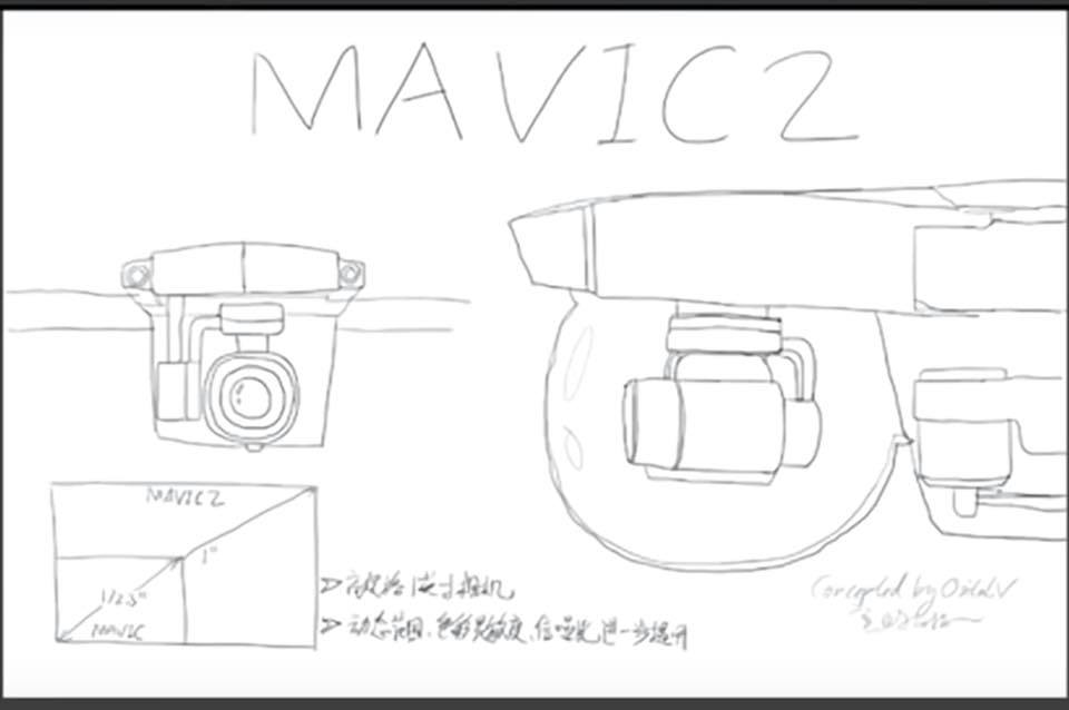 MavicPRO2に期待したい5つの進化