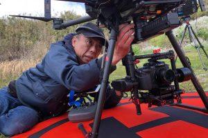 DJIドローンMatrice600Pro|マトリス600で一眼レフやシネマカメラを空へ飛ばそう
