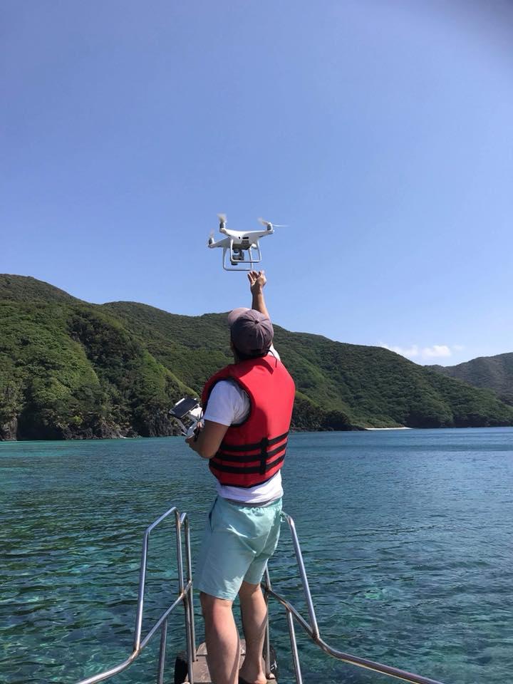 【海上空撮】船の上でドローン空撮するために注意すべき7つのポイント