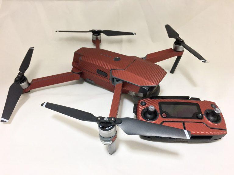 【Dronewraps】MavicAIRにデニムを履かせてみたらカッコよすぎた件