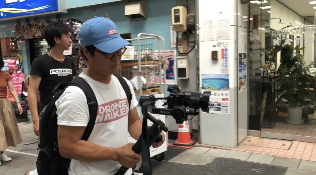 Ronin-Sの基本性能と一眼レフ専用カメラスタビライザーおすすめ7選