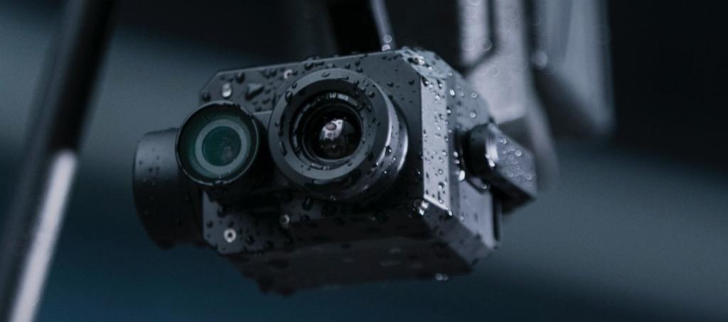 Zenmuse XT2|捜索・消化活動に役に立つ赤外線カメラ