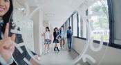 【映像革命】200g未満の小型ドローンでしか撮影できない新しい映像表現の世界!