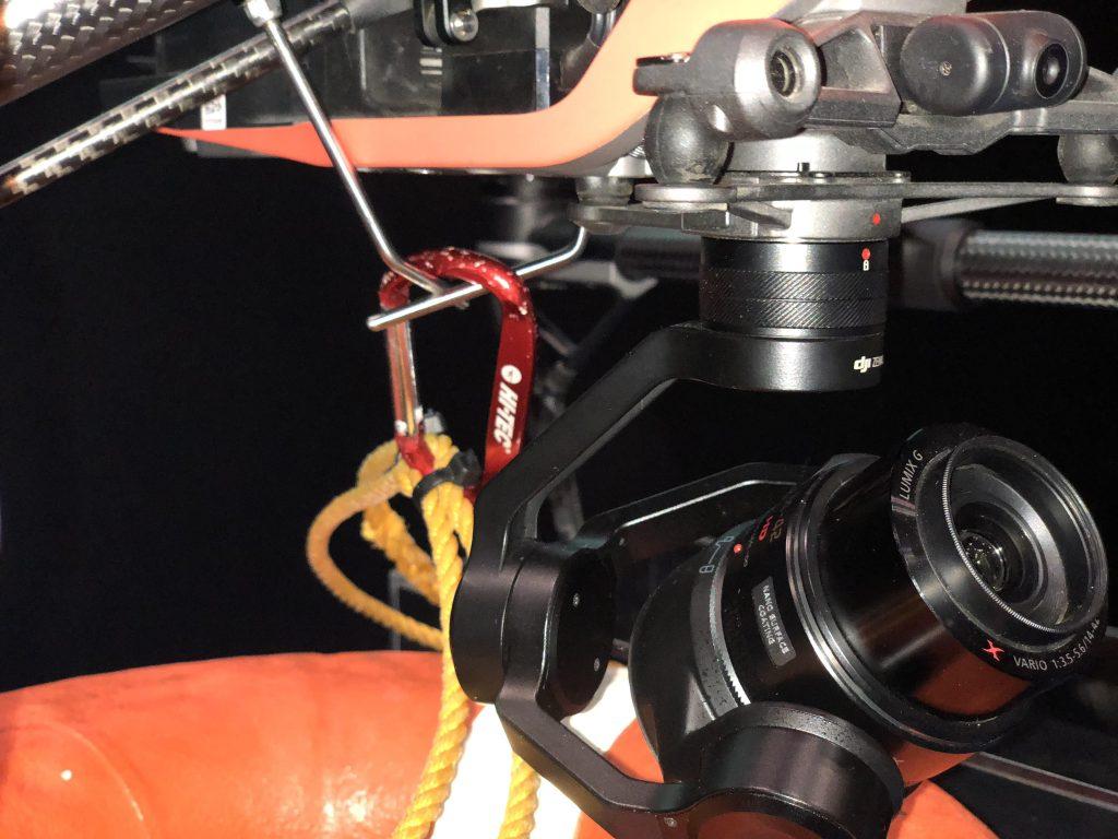 消防防災活動に特化した焼津市の救助用ドローンInspire2(インスパイア2)を紹介