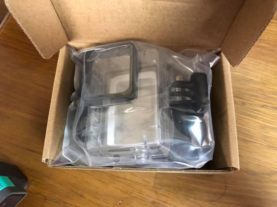 GoProHERO6の防水機能が信じられないので防水ハウジングを購入しました。