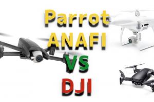 ANAFIはMavicAIRの携帯性とPhantomのカメラを備えた9万円で購入できるドローン