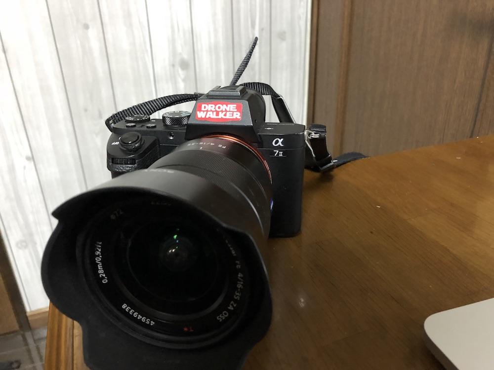 一眼&ミラーレスの最強カメラジンバル『Ronin-s』完全操作ガイド