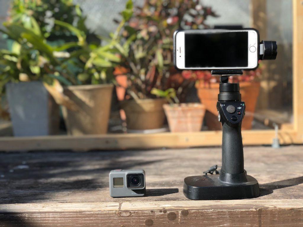 GoProにおすすめなカメラスタビライザー