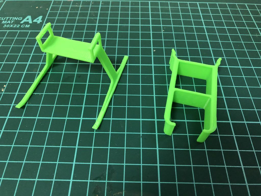 Telloのドローン3つの弱点を『3Dプリンター』で専用パーツで克服する