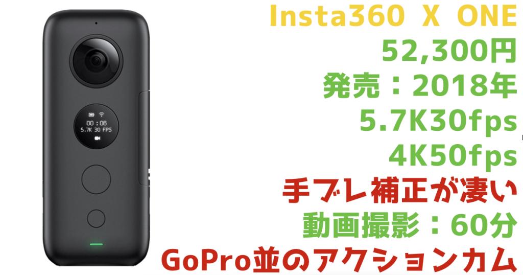 超便利!アプリで『Insta360 ONE X』の動画編集からYouTubeへの投稿方法