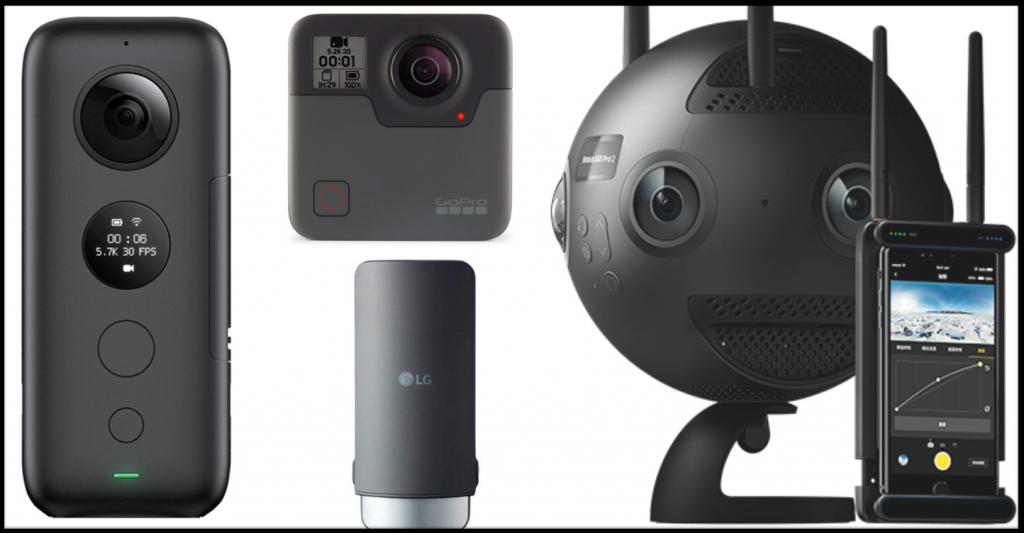 8K360度VR映像が撮影可能な『Insta360 Pro 2』の7つの特徴