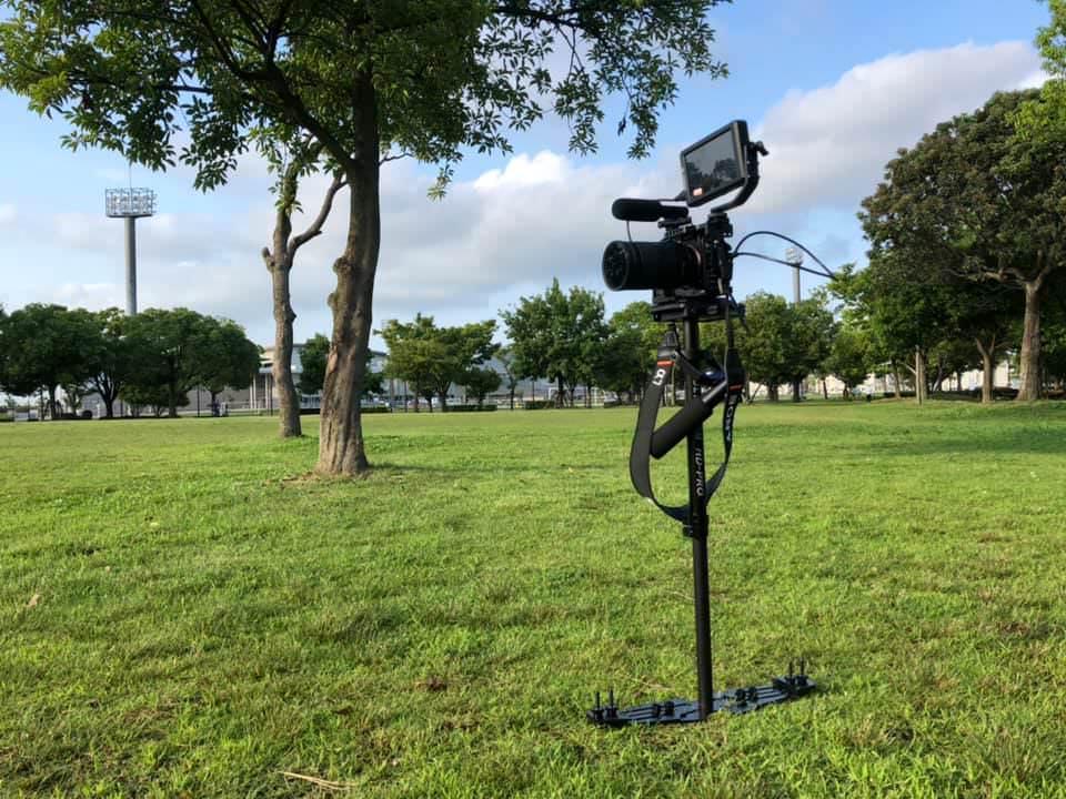 カメラジンバル撮影テクニック