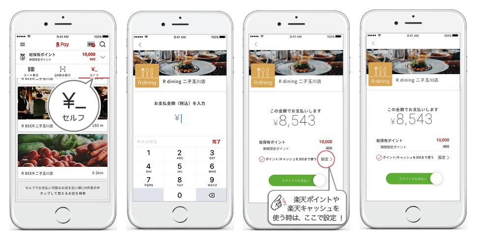 【楽天ペイの使い方】クレジットカードの登録方法