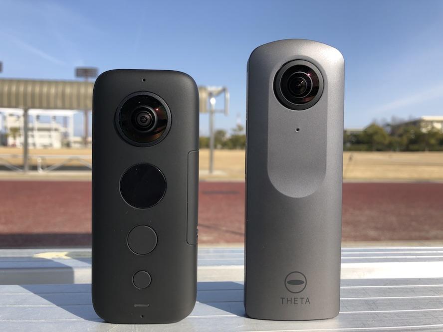 【自分で撮影する】360度カメラおすすめランキング