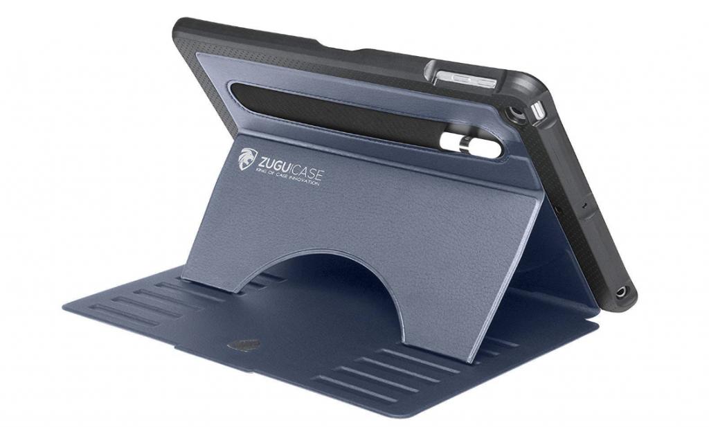 【ZUGU CASE】iPadケースの衝撃吸収性・利便性・デザイン性
