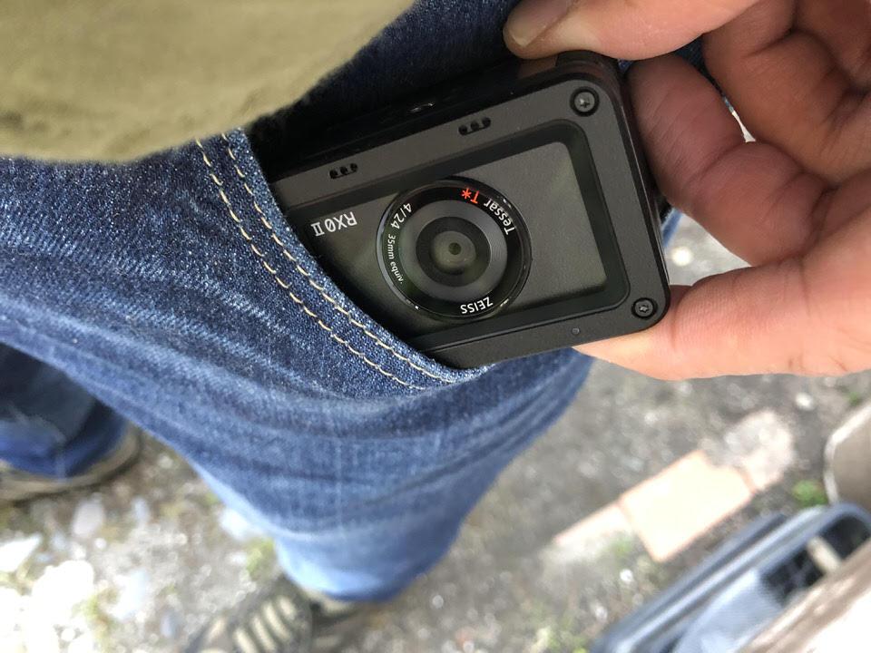 『SONY RX0 II』レビュー!使用したメリットよりデメリットを率直に語る