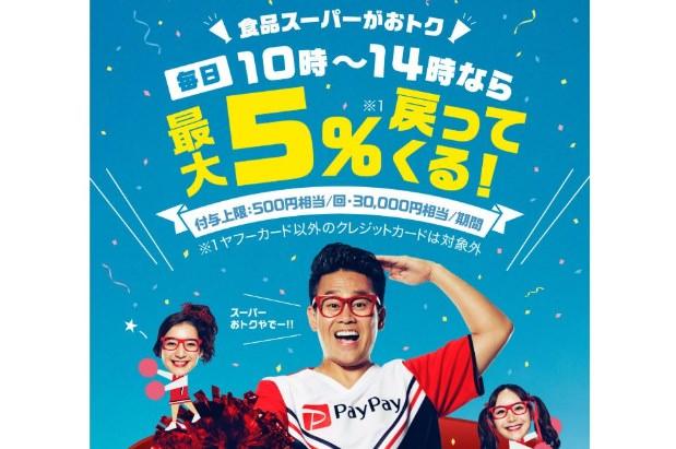 【9月版】ワクワクペイペイのキャンペーンはスーパー!
