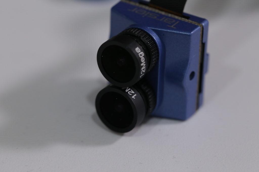 『Caddx Tarsier』200g未満マイクロドローンで4K動画撮影可能