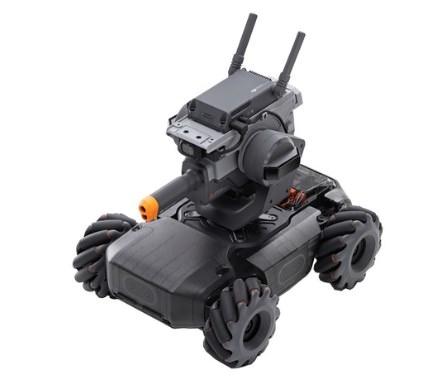 「DJI ロボマスターS1」でプログラミングとロボット工学【RoboMaster S1】