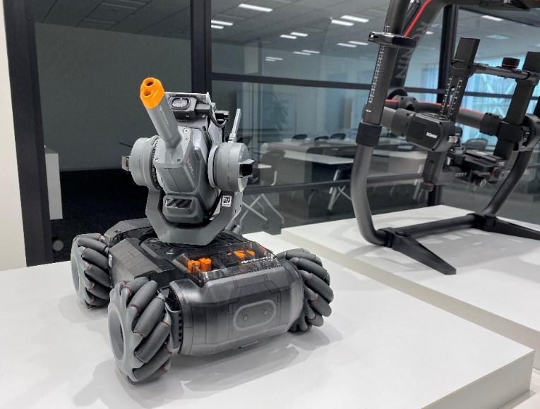DJIの最強ロボット🤖『ロボマスターS1』でできることをまとめてみた【RoboMaster S1】
