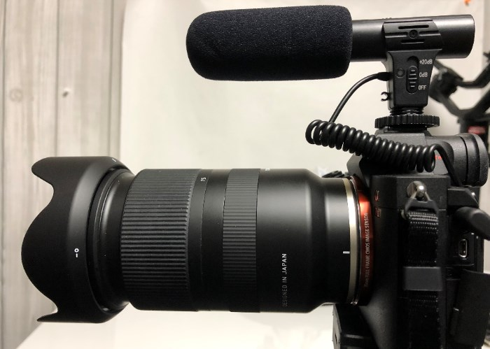 『Sony α7iii』を動画撮影に使うために購入したカメラ機材を一挙紹介