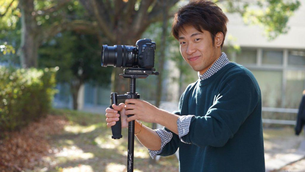 【動画上達のコツ】カメラジンバルを使った10の撮影テクニック