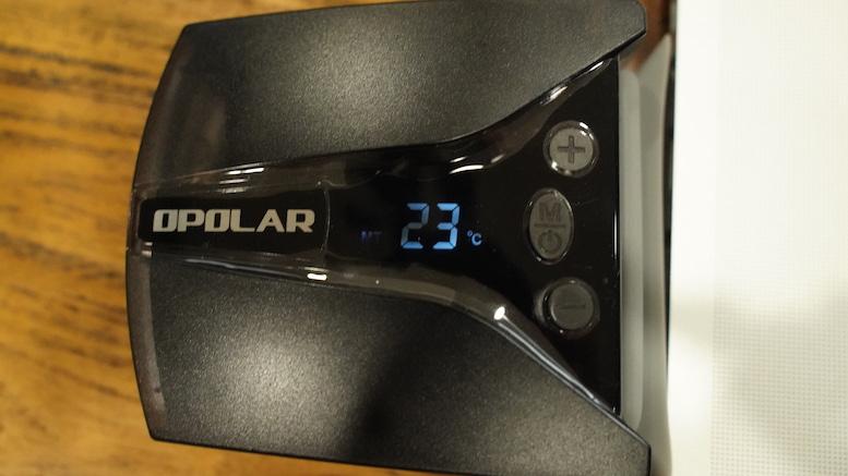パソコンやゲームの温度を下げるOPOLAR LC06冷却ファンの使い方
