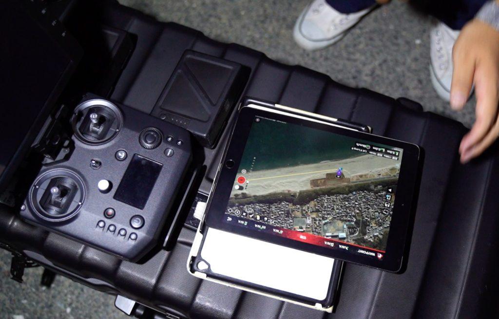 ドローンの赤外線カメラはうみがめ(海洋生物)の調査に使えるのか?