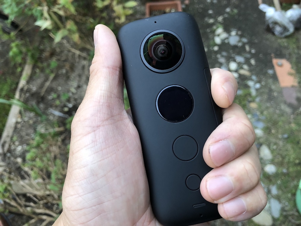 360度カメラは「Insta360 ONE X」がおすすめ!